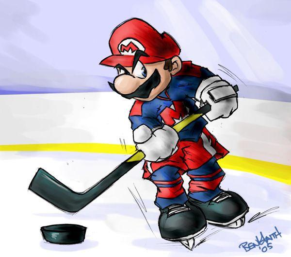 Смешные рисунки про хоккеистов, картинки