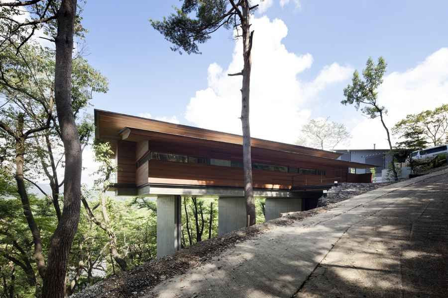 house inasamayama house residence property precedent images for