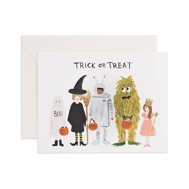 Say Happy Halloween With These 12 Spoooooky Greeting Cards