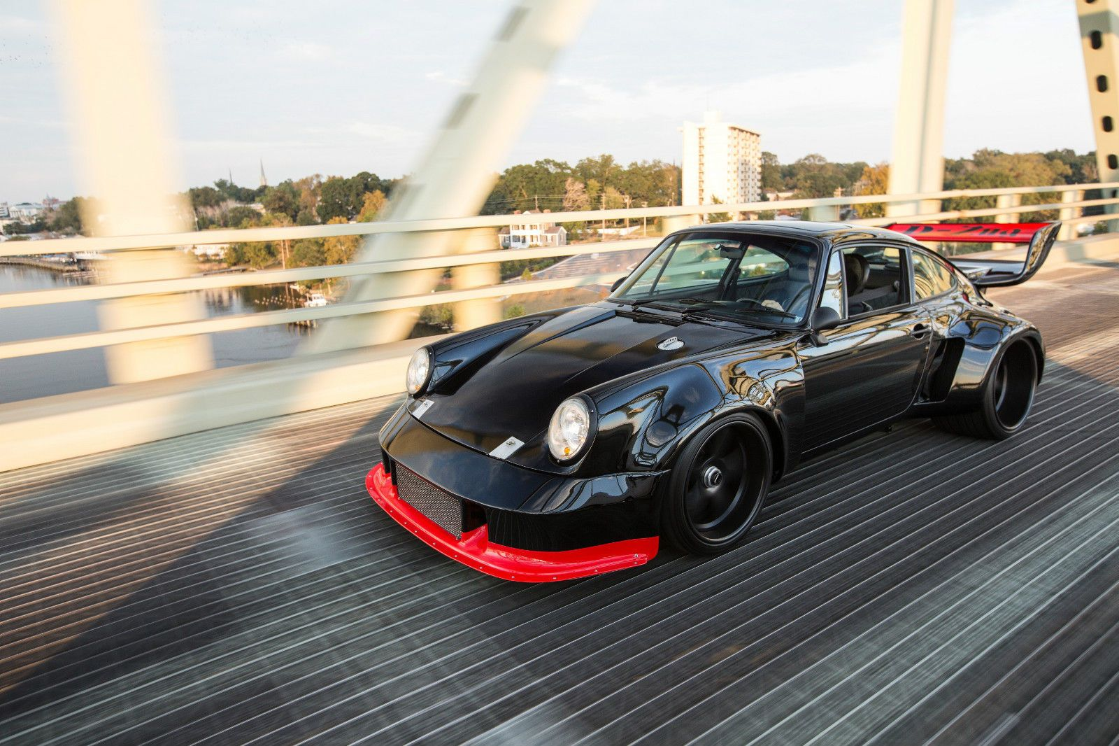 This Modified Porsche 930 Turbo Is What Hardcore Dreams Are Made ...