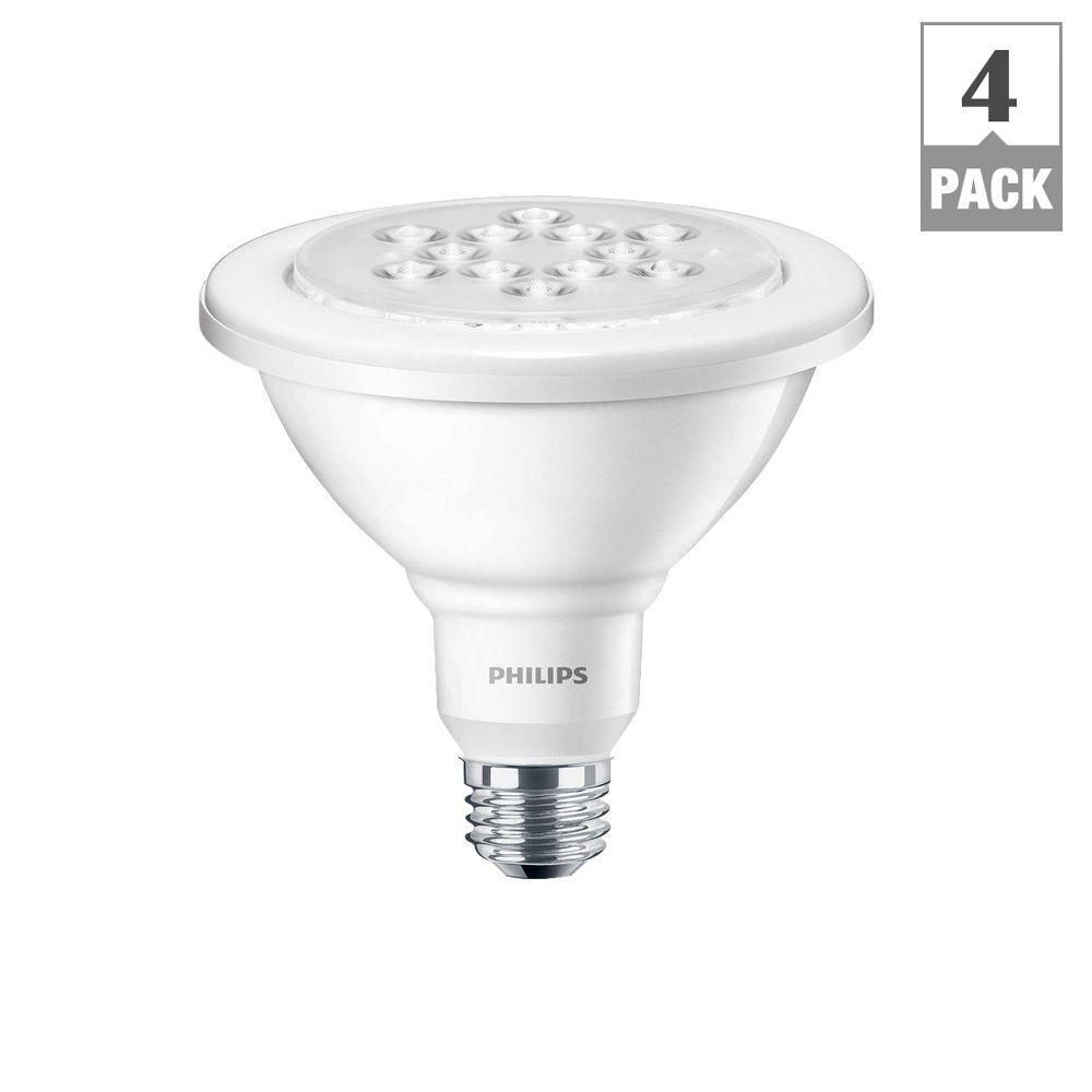 philips 100w equivalent daylight 5000k par38 wet rated outdoor and