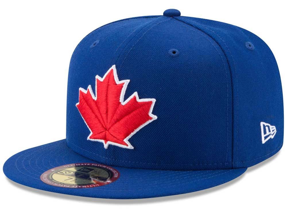 check out e36f9 1b3e5 Toronto Blue Jays New Era MLB Ultimate Patch Collection Game 59FIFTY Cap
