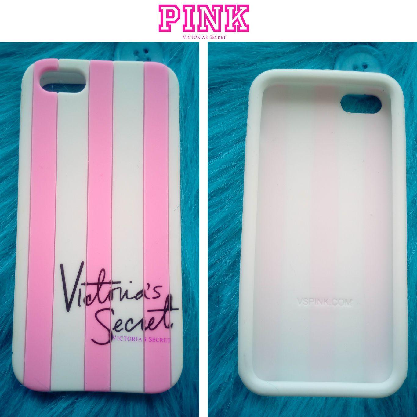 2a0ad0b731c Funda de Victoria Secret para Iphone 5/5S. En blanco. | fundas y ...