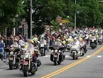 Americade Motorcycle Rally Will Be In Lake George Soon Enough Lake George Fun Facts Lake