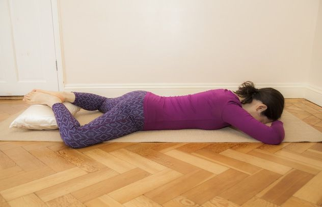 5 Restorative Yoga Poses For Happy Hips