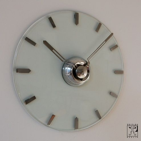 Big 1930s Wall Clock By Kienzle Image 3