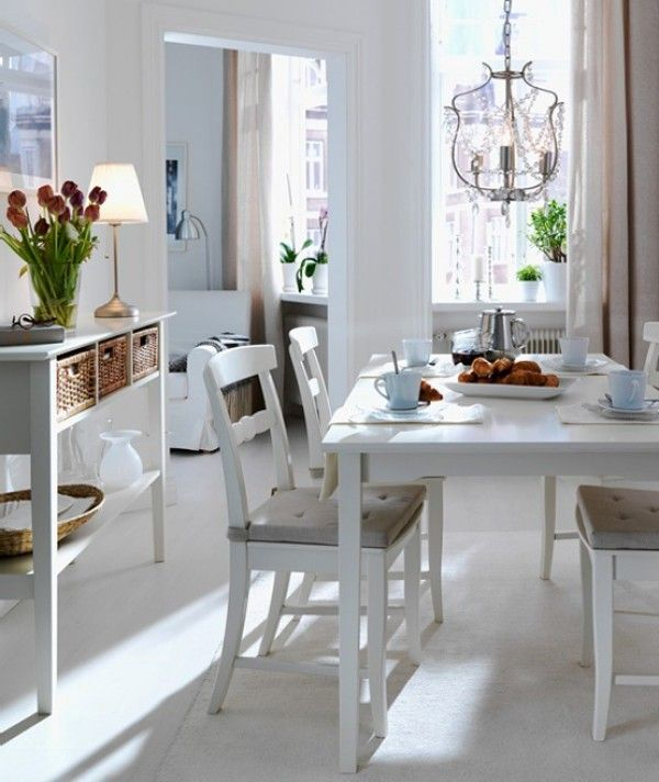 Source: IKEA | Ikea dining room, Dining room small, Small ...