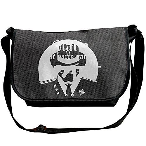 Amurder Personalized Shooter Video Game Mafia Messenger Shoulder Bag Black -- More info could be found at the image url.