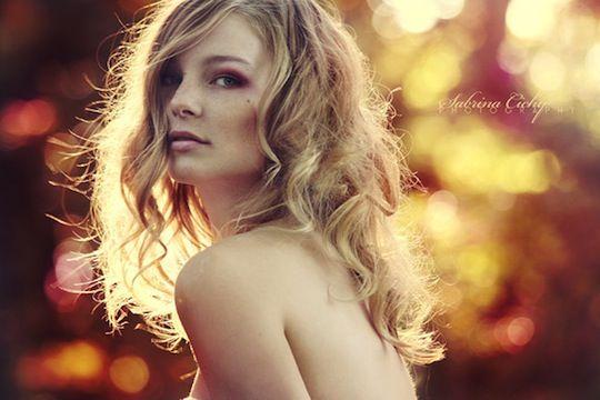 Stunning Examples Of Bokeh Female Portrait Photography FROM - 40 amazing examples self portrait photography