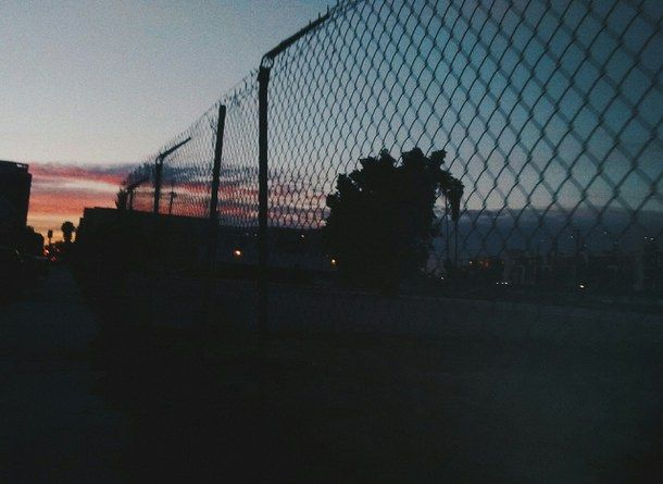 ideas for artsy instagram pictures - dark grunge sunset tumblr photography