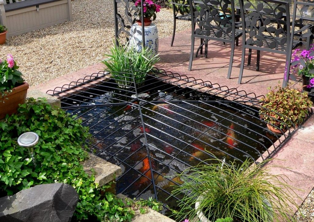 Fish Pond Covers For Winter Google Search With Images Pond Covers Outdoor Ponds Ponds Backyard
