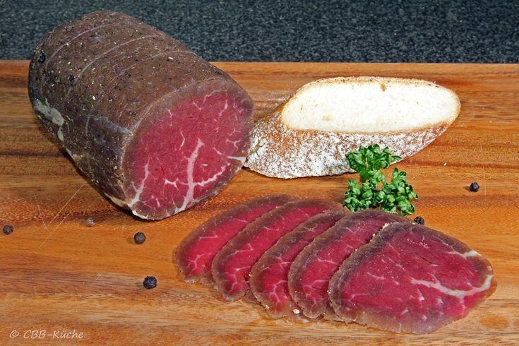 Das Trockenbeizen von Fleisch ist vor allem aus der Zubereitung von ...   - Kochrezepte -