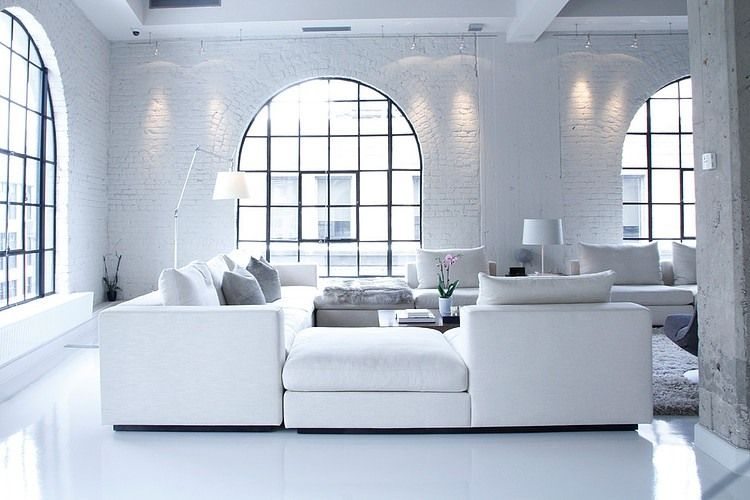Chic Montreal Penthouse By Julie Charbonneau Home Interior