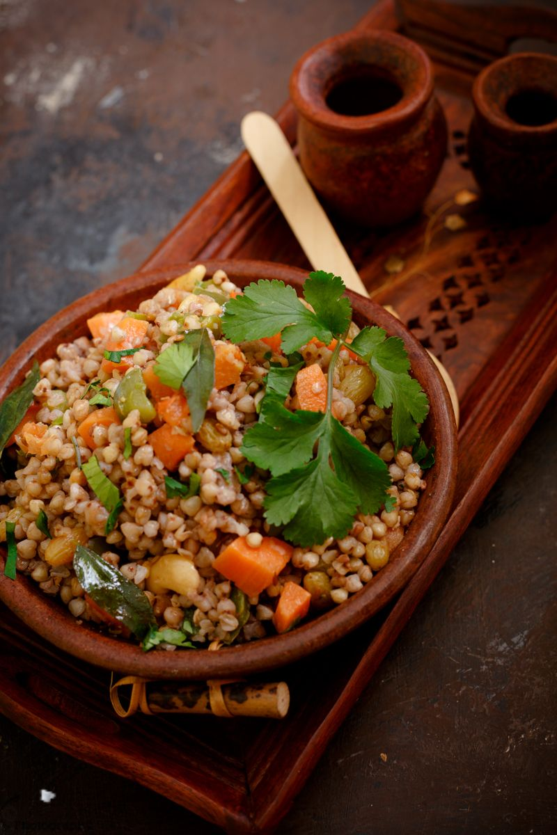 Buckwheat with vegetables: recipe. How to cook buckwheat with vegetables in a slow cooker 75