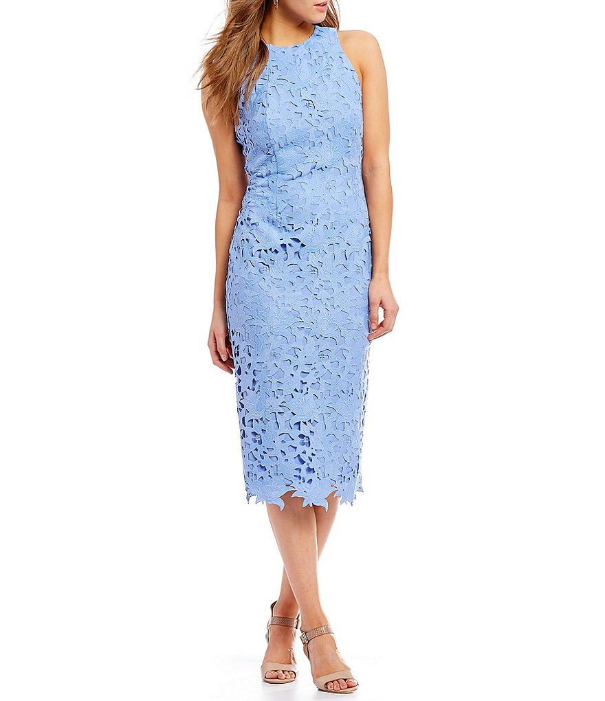 ef1422b4752 Shop for Antonio Melani Peggy Lace Midi Dress at Dillards.com. Visit  Dillards.com to find clothing
