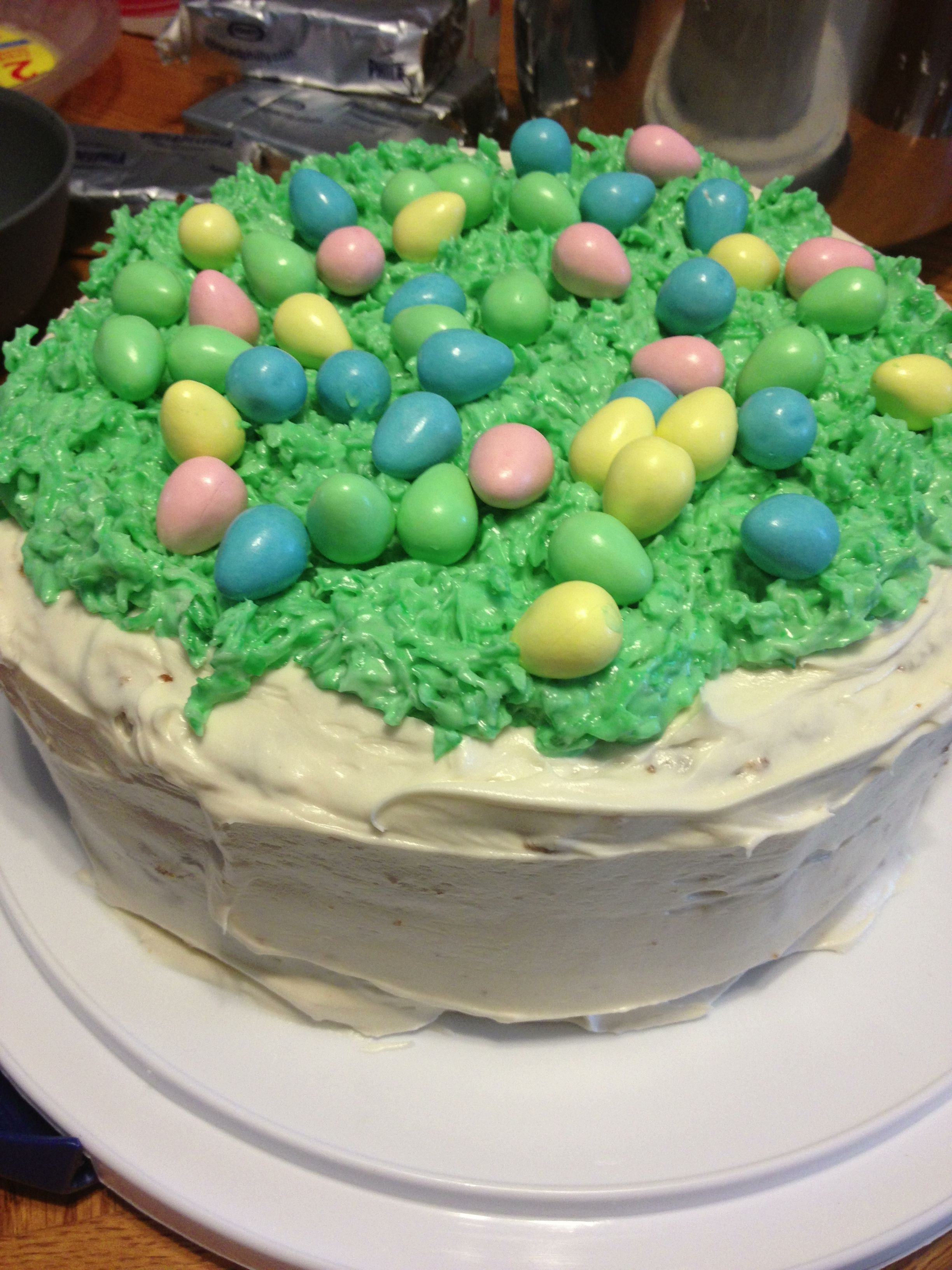 Carrot cake for easter dessert easter dessert cake