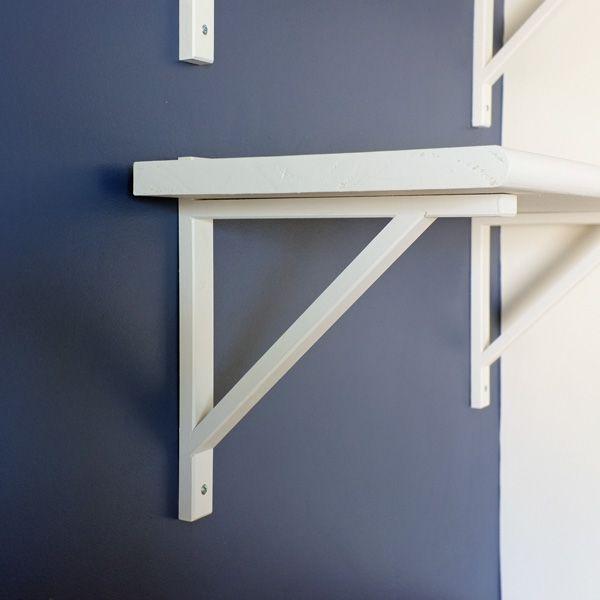 Best White Stair Tread Shelves Wall Shelves Ikea Shelf 640 x 480