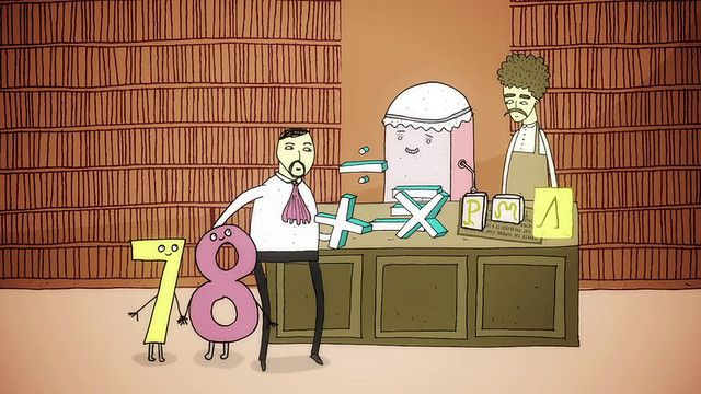 Bbc Maths Clip The Approximate History Of Mathematical Symbols