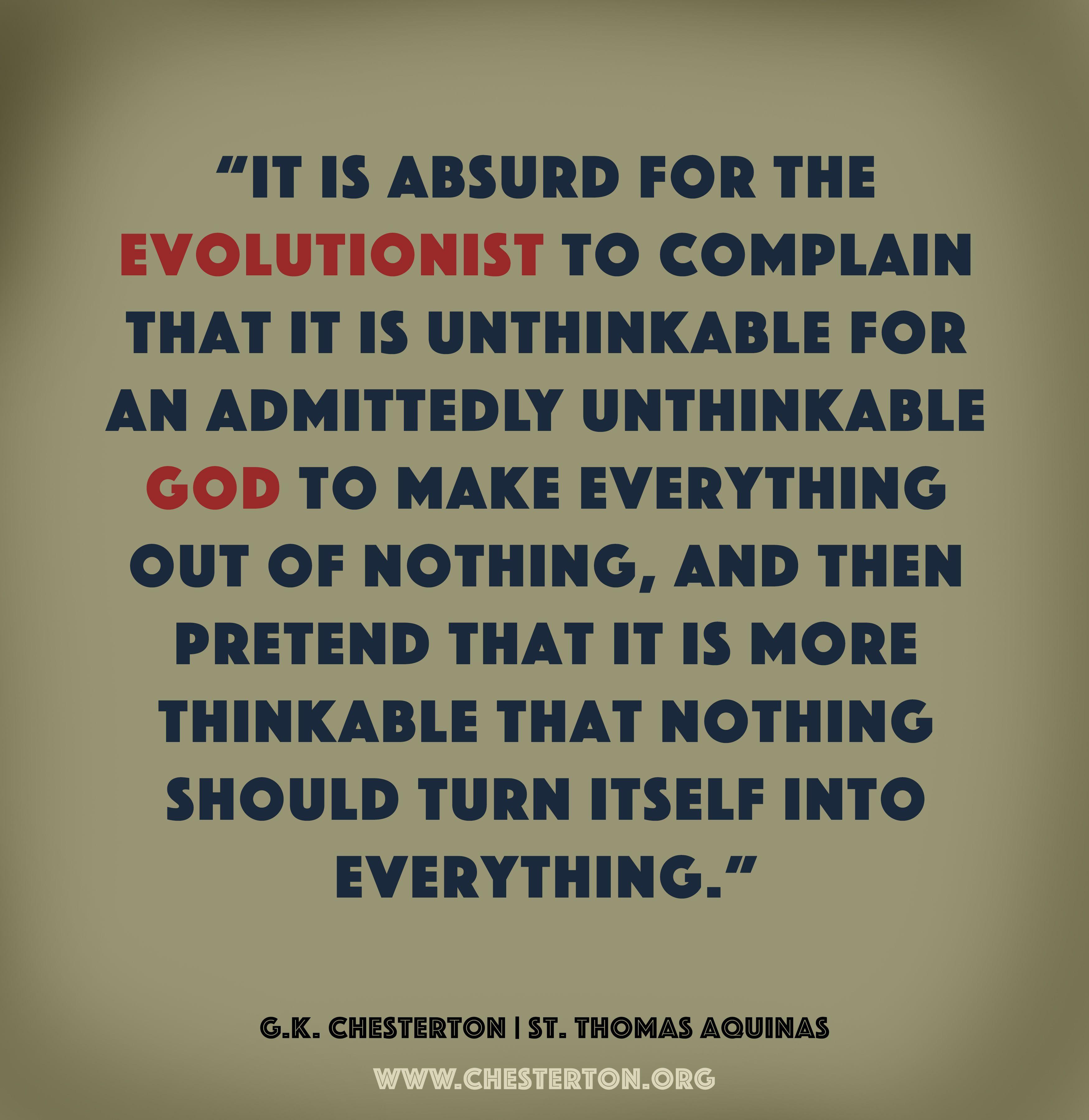 Chesterton\'s St. Thomas Aquinas! | Discernment | Pinterest