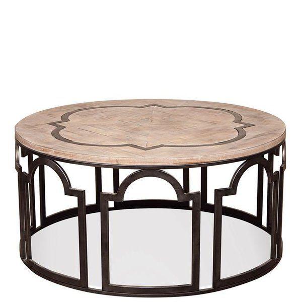 Riverside Furniture Estelle Round Coffee Table U0026 Reviews | Wayfair