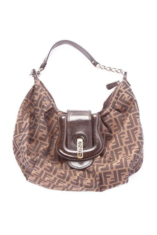 47559798db17 Fendi zucca hobo handbag threadflip pinterest jpg 500x750 Fendi zucca hobo  handbag