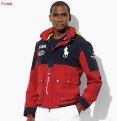 Rouge Bleue Ralph Veste Homme Mode Lauren Loisirs B77qp6I