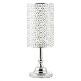 Wedding Candelabras Joi Crystal Beaded Lamp Centerpiece
