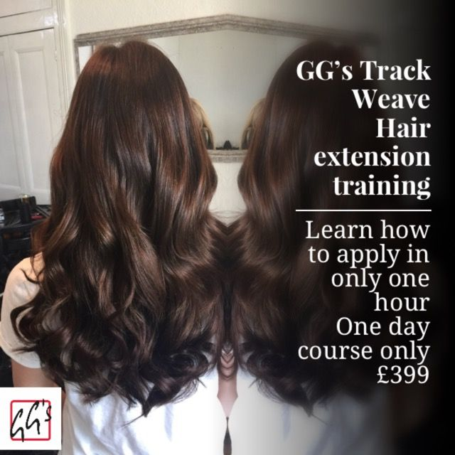 Learn Our Track Weave Fit A Full Head Of Hair Extensions In Only