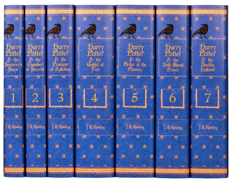 Time to rebuy the entire \'Harry Potter\' series because now there are ...