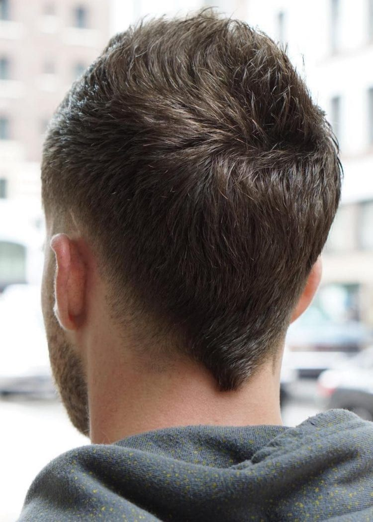 V Shaped Haircut Men's : shaped, haircut, men's, V-Shaped, Neckline, Haircuts, Unconventional, Mohawk, Hairstyles, Shaped, Haircut,, Haircut