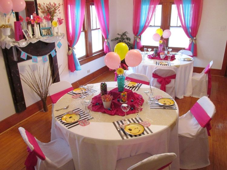 This Graduation Party Is Just One Example Of A Color Theme We Can Host The Same Ideas Be Utilized In About Any