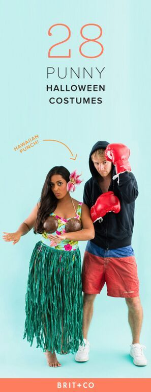 Ridiculously Punny Halloween Costumes Costumes Halloween - 28 awesome halloween costumes couples