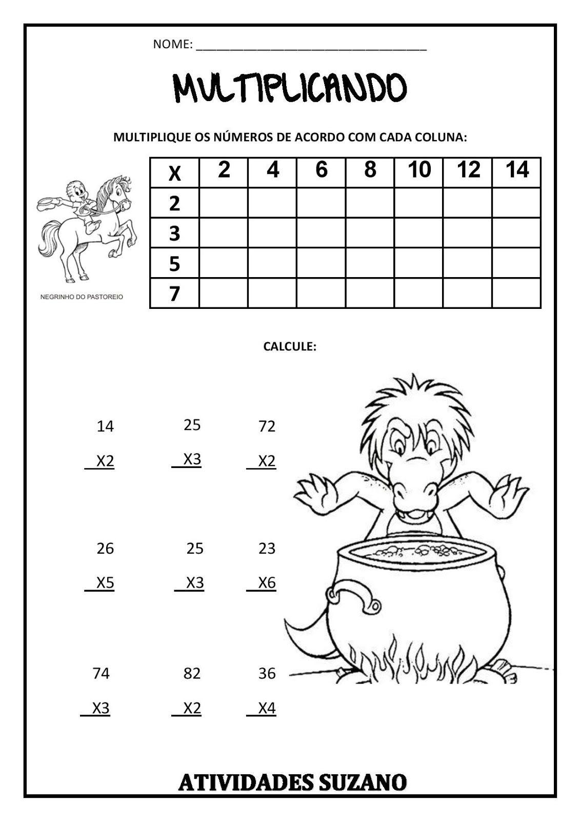 Worksheet Math K2