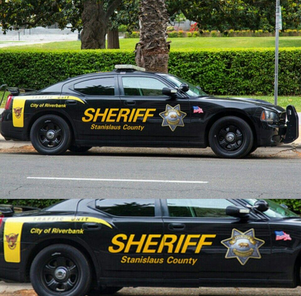 Stanislaus County Sheriff Police Cars Stanislaus County Police Patrol