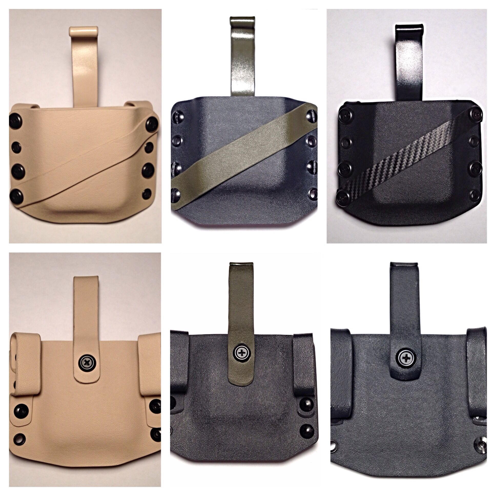 online retailer 38fa3 0b3fb The Gen 7 kydex iPhone holster and iPhone case by Ironclad Tactical ...