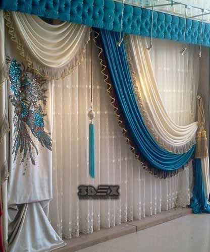 Latest Curtains Designs For Bedroom Modern Interior Curtain Ideas 2018  Latest Curtains Designs For Bedroom 2018