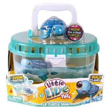 Little Live Pets Lil' Turtle Tank Little live pets, Pet