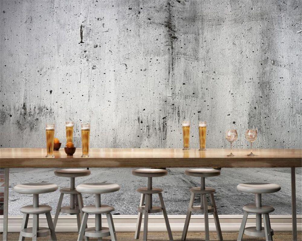 Stenen Muur Vernissen : Goedkope custom beton muur foto d behang nostalgische steen muur