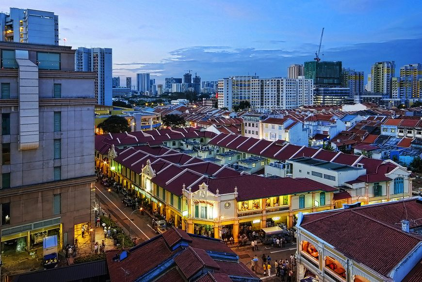 Best Singapore Holiday Packages From Mumbai Holiday in