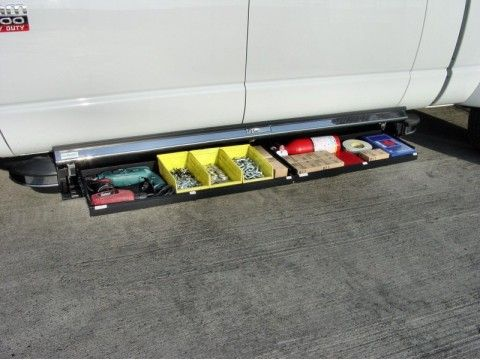 Storage Running Boards Running Boards With Storage Truck Storage Truck Accesories Truck Accessories
