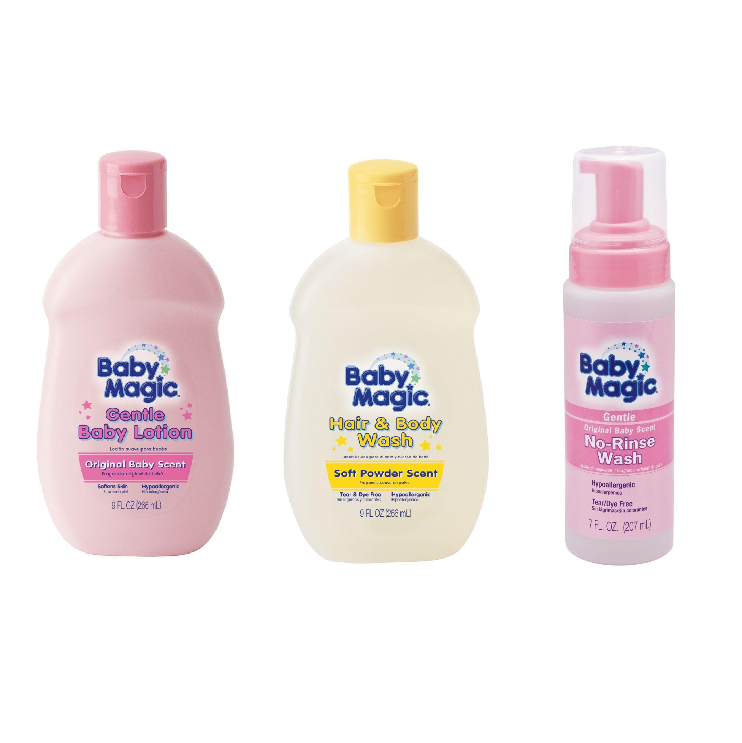 Baby Magic Lotion And Washes Baby Magic Baby Lotion Baby Wash