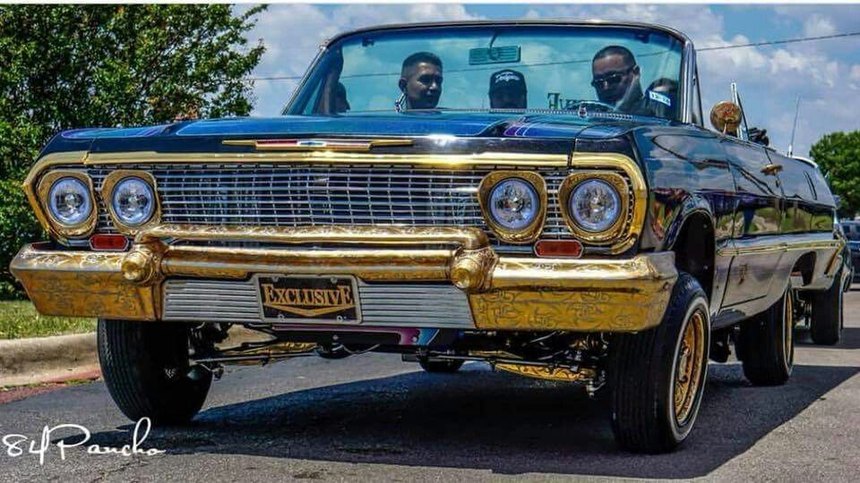 Pin By Romano Chambers On The Drop Topz Lowrider Cars Lowriders Impala