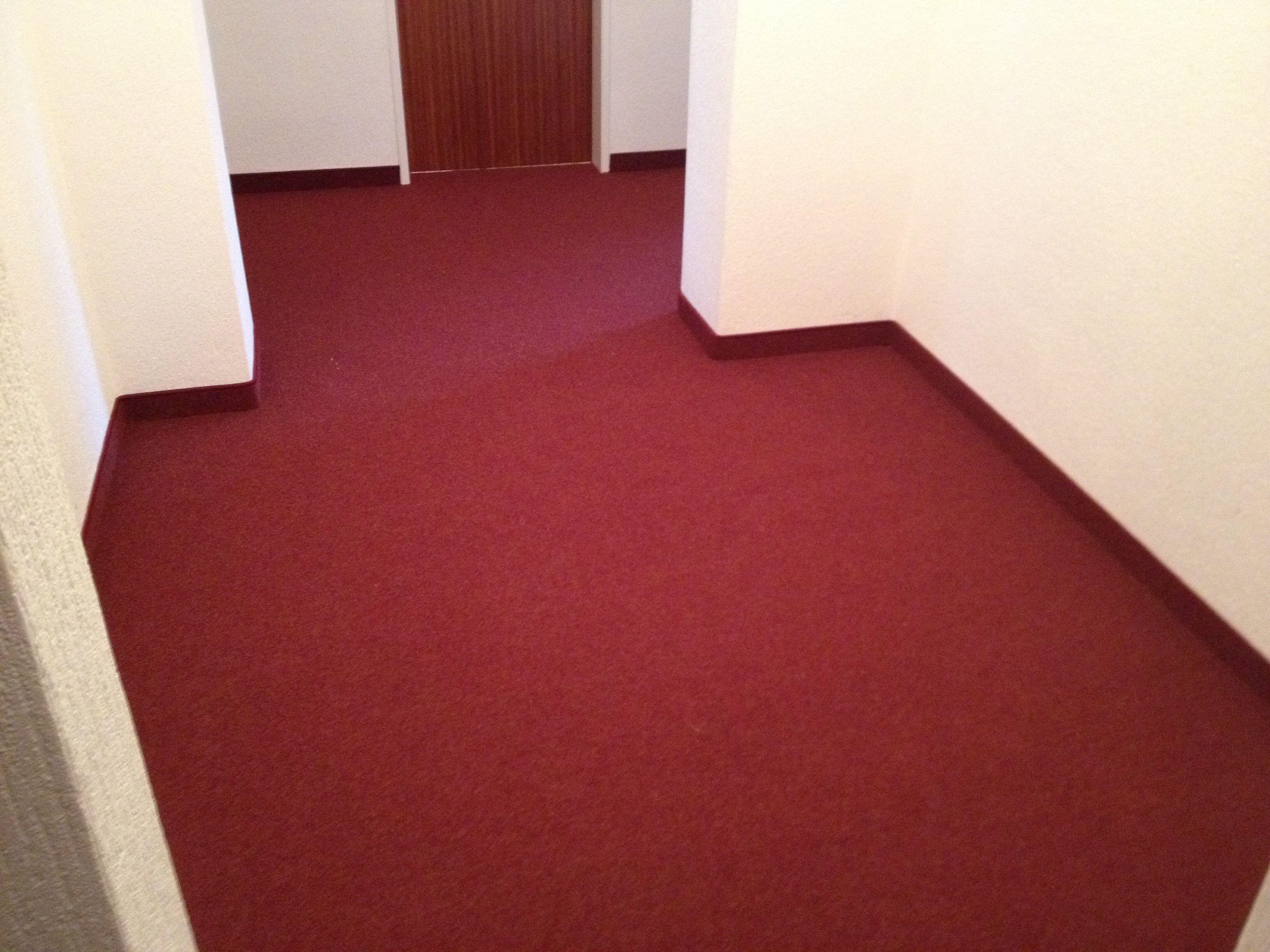 Wunderbar Teppich Für Flur Referenz Von Roter In .