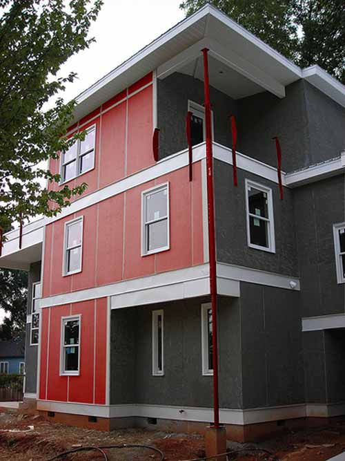Modern Exterior House Colors modern exterior house paint colors - house modern