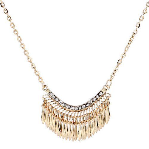 Tassels Rhinestone Long Choker Starting At 1 Chain Statement Necklace Chunky Statement Necklace Long Chain Necklace