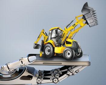 Construction Earth Moving Equipment Backhoe Loader India Mahindra Construction Equipment Earth Moving Equipment Backhoe Loader Construction Equipment