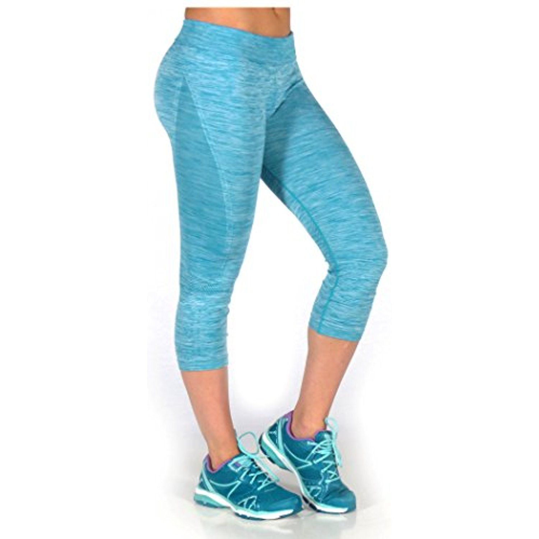 Women's Energy Seamless Capri Legging * Check out this