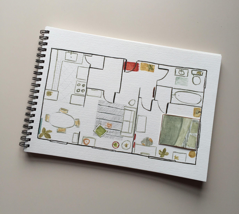 A Professional Stylist's Modern Organic Portland Apartment