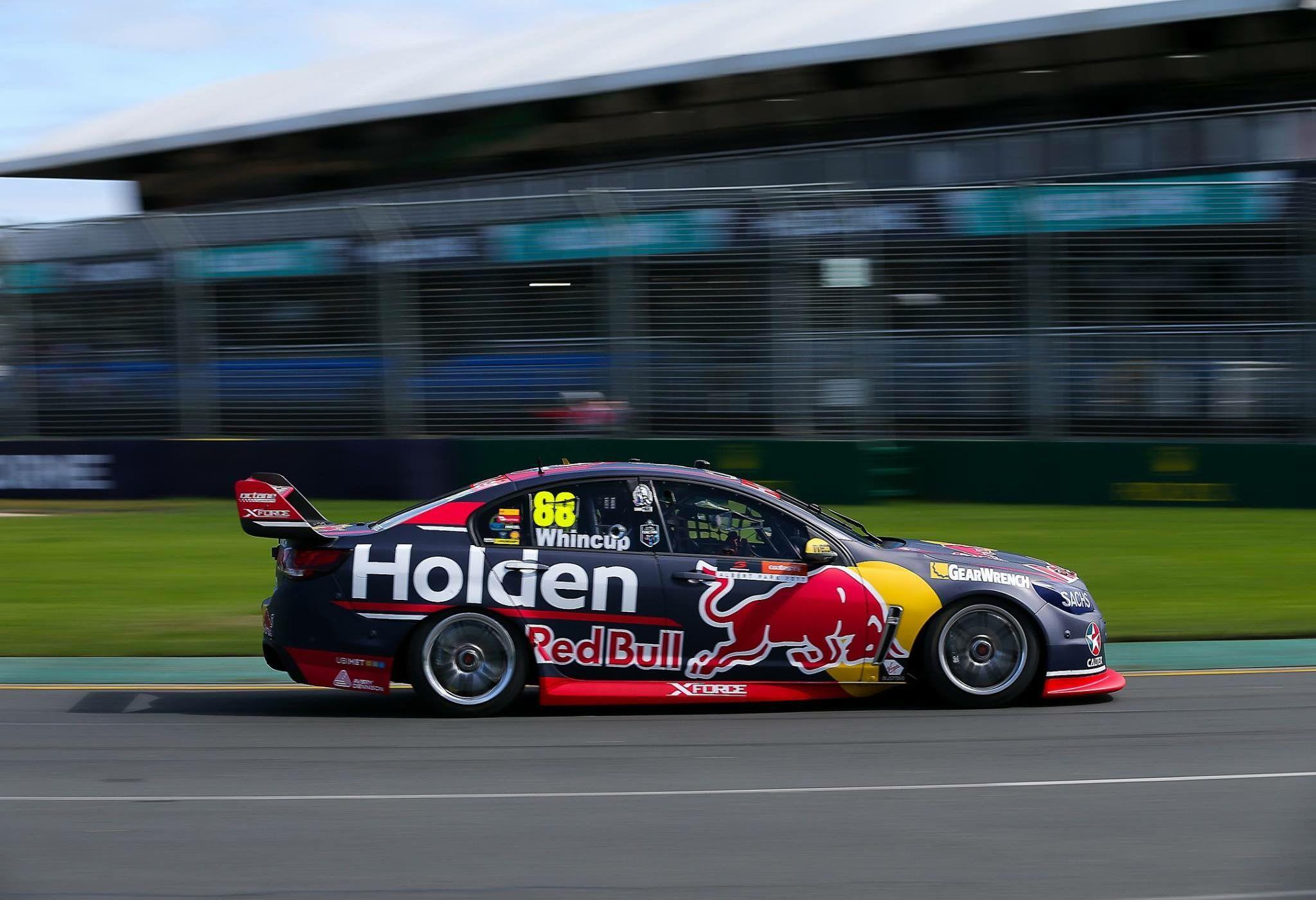 Rbhrt Shane Van Gisbergen 2017 Agp Melbourne Australian V8 Supercars V8 Supercars Racing