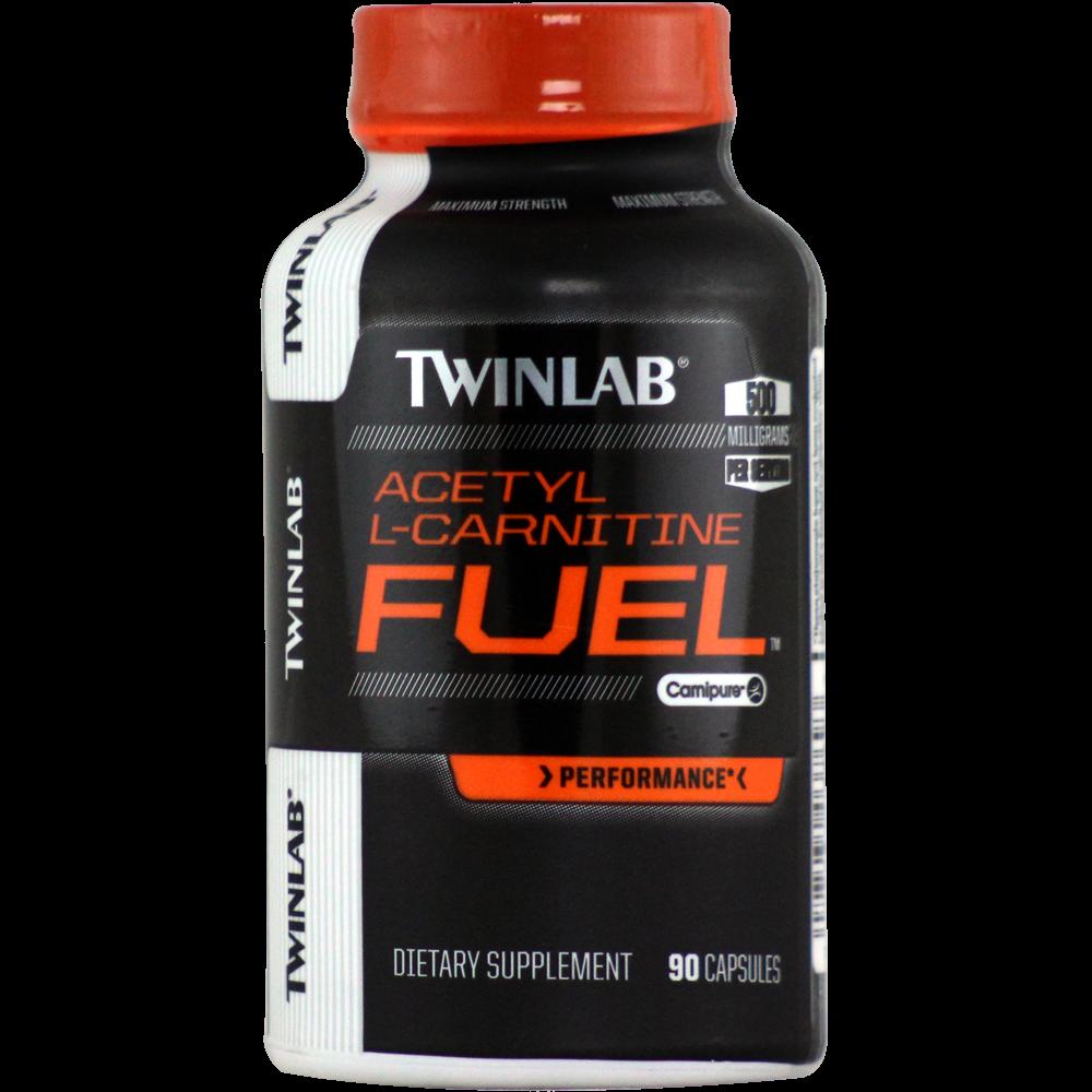 Twinlab: Acetyl L-Carnitine Fuel